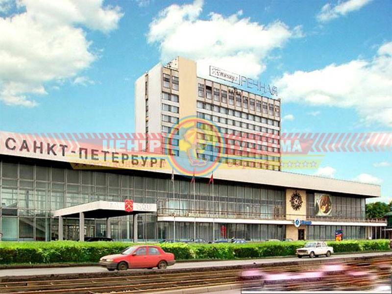 Санкт-Петербург речной вокзал