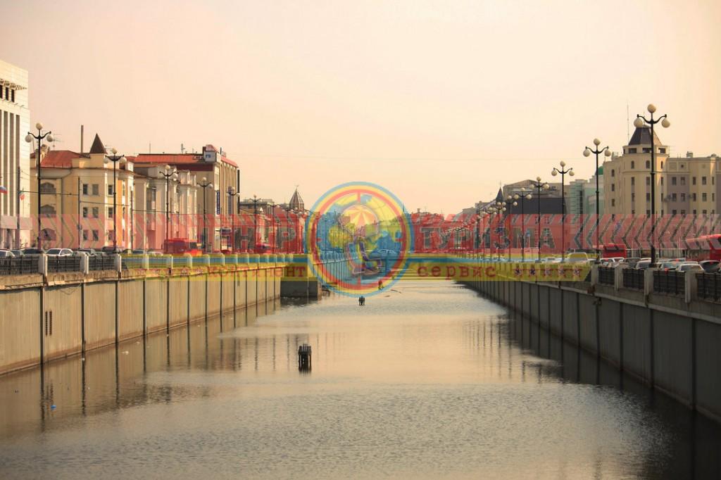 Поездка в Казань из Саратова
