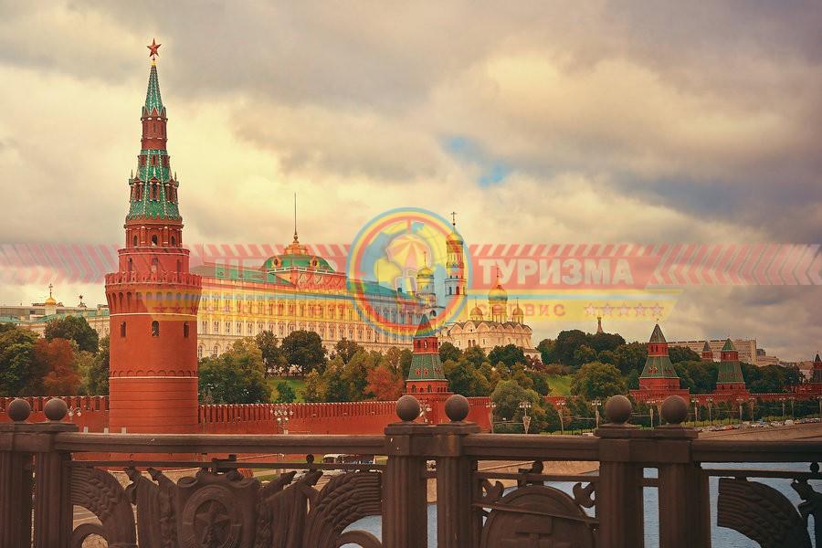 Туры в Москву из Саратова 2016
